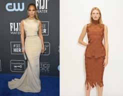 Jennifer Lopez to wear Herve Leger Fall 2020 RTW