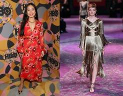 Hong Chau to wear Christian Dior Spring 2020 Couture