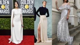 Idina Menzel to wear Monique Lhuillier Fall 2020 RTW & Monqiue Lhuillier Resort 2020