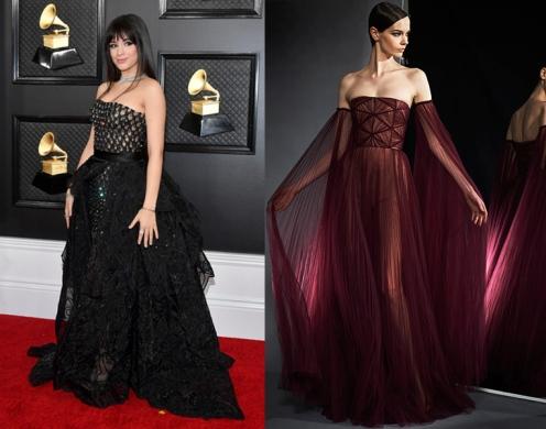Camila Cabello to wear J. Mendel Fall 2020 RTW