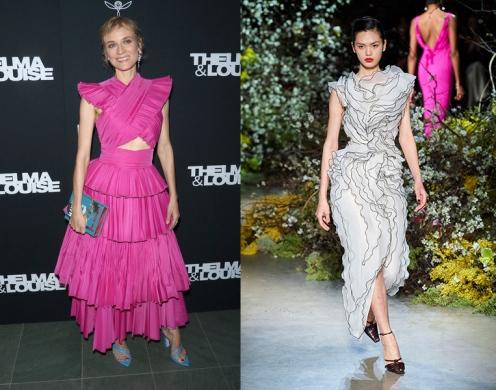 Diane Kruger to wear Jason Wu Fall 2020 RTW