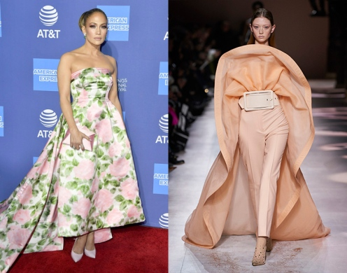 Jennifer Lopez to wear Givenchy Spring 2020 Couture