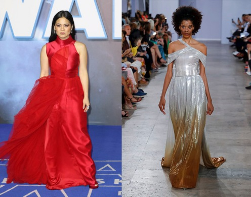 Kelly Marie Tran to wear Georges Chakra Fall 2019 Couture