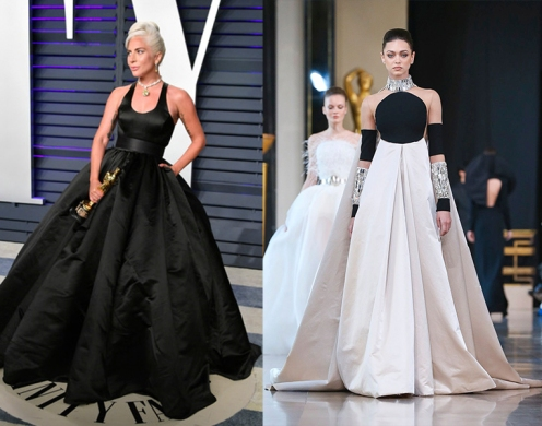 Lady Gaga to wear Stephane Rolland Spring 2020 Couture