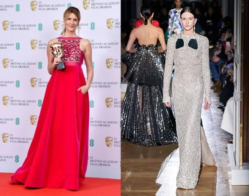 Laura Dern to wear Valentino Spring 2020 Couture