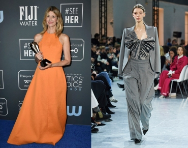 Laura Dern to wear Alexandre Vauthier Spring 2020 Couture