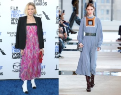 Naomi Watts to wear Longchamp Fall 2020 RTW