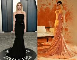 Emma Roberts to wear Markarian Fall 2020 RTW