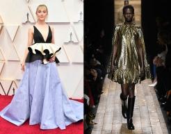 Saoirse Ronan to wear Michael Kors Collection Fall 2020 RTW