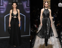 Hilary Swank to wear Michael Kors Collection Fall 2020 RTW