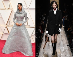 Janelle Monae to wear Michael Kors Collection Fall 2020 RTW