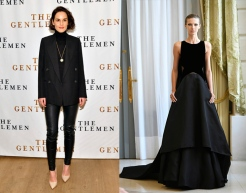 Michelle Dockery to wear RR331 Fall 2019 Couture