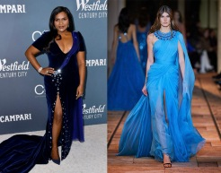 Mindy Kaling to wear Zuhair Murad Spring 2020 Couture