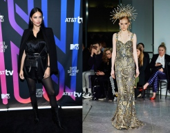 Adriana Lima to wear Naeem Khan Fall 2020 RTW