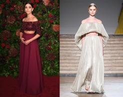 Naomi Scott to wear Antonio Grimaldi Spring 2020 Couture