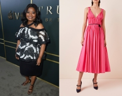 Octavia Spencer to wear Carolina Herrera Pre-Fall 2020