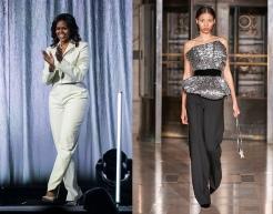 Michelle Obama to wear Oscar de la Renta Fall 2020 RTW