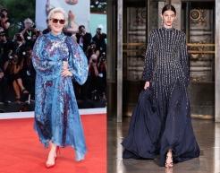 Meryl Streep to wear Oscar de la Renta Fall 2020 RTW