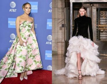 Jennifer Lopez to wear Oscar de la Renta Fall 2020 RTW