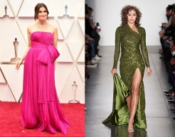 Idina Menzel to wear Pamella Roland Fall 2020 RTW