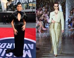 Regina King to wear AREA NYC Spring 2020 RTW