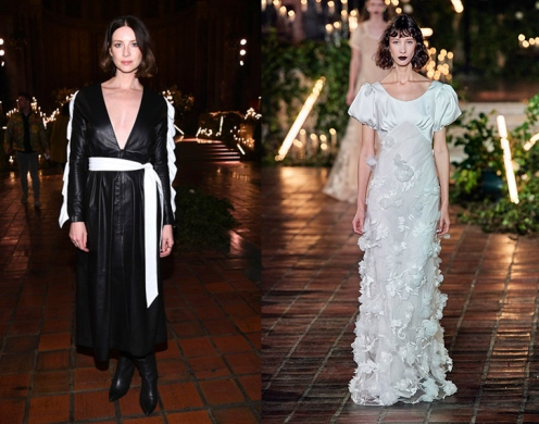 Caitriona Balfe to wear Rodarte Fall 2020 RTW