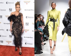 Jennifer Lopez to wear Sebastian Grey Fall 2020 RTW