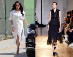 Meghan Markle to wear Self-Portrait Fall 2020 RTW