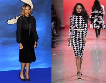 Jennifer Hudson to wear Sergio Hudson Fall 2020 RTW