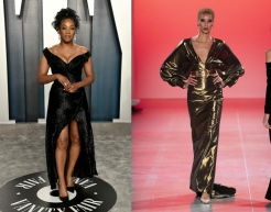 Tiffany Haddish to wear Sergio Hudson Fall 2020 RTW