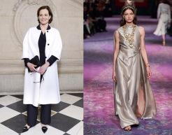 Sigourney Weaver to wear Christian Dior Spring 2020 Couture
