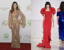 Kate Beckinsale to wear Tadashi Shoji Fall 2020 RTW