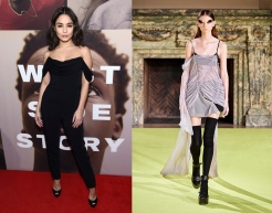 Vanessa Hudgens to wear Vera Wang Fall 2020 RTW