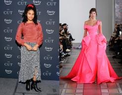 Zazie Beetz to wear Georges Chakra Spring 2020 Couture