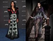 Zoe Saldanda to wear Reem Acra Pre-Fall 2020