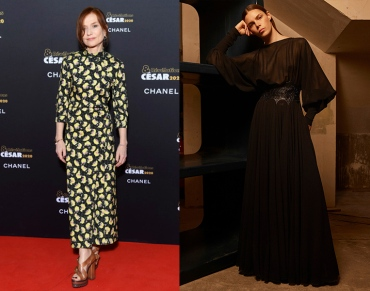 Isabelle Huppert to wear Alaia Fall 2020 RTW