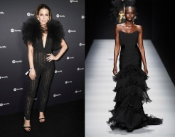 Kate Beckinsale to wear Alberta Ferretti Fall 2020 RTW