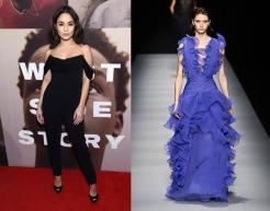 Vanessa Hudgens to wear Alberta Ferretti Fall 2020 RTW