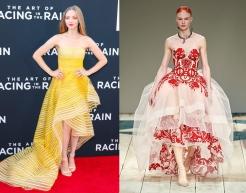 Amanda Seyfried to wear Alexander McQueen Fall 2020 RTW