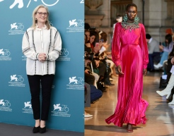 Meryl Streep to wear Andrew Gn Fall 2020 RTW