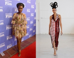 Lupita Nyong'o to wear Ashish Fall 2020 RTW
