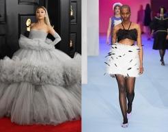 Ariana Grande to wear Ashley Williams Fall 2020 RTW