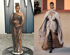 Ciara to wear Balmain Fall 2020 RTW