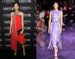 Gemma Chan to wear BOSS Fall 2020 RTW