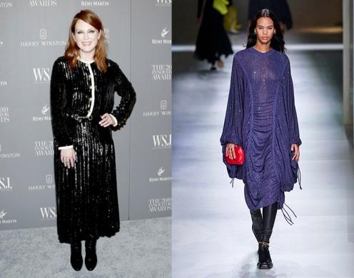 Julianne Moore to wear Bottega Veneta Fall 2020 RTW
