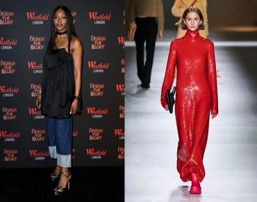 Naomi Campbell to wear Bottega Veneta Fall 2020 RTW