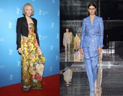 Cate Blanchett to wear Burberry Fall 2020 RTW