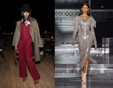 Naomi Campbell to wear Burberry Fall 2020 RTW