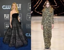 Nicole Kidman to wear Celine Fall 2020 RTW