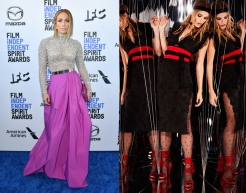 Jennifer Lopez to wear Dundas Fall 2020 RTW